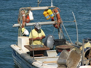 http://commons.wikimedia.org/wiki/File:Fishing_boat_at_Lagos_-_The_Algarve,_Portugal_(1387597493).jpg